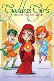 Goddess Girls 18 Hestia the Invisible Joan Holub Suzanne Williams Aladdin Simon & Schuster image
