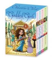 Goddess Girls boxed set books 1-4 Holub Williams