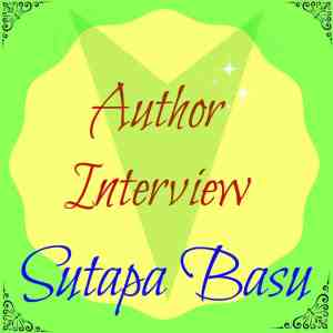 author interview - sutapa
