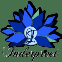 Inderpreet logo