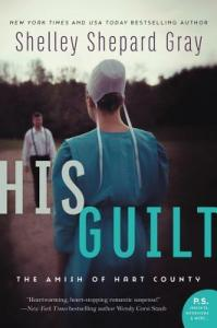 His Guilt Cover