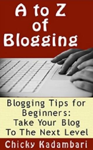 A to Z of Blogging_Cover