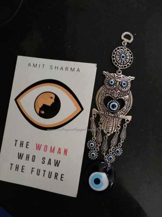 The Woman Who Saw the Future by Amit Sharma