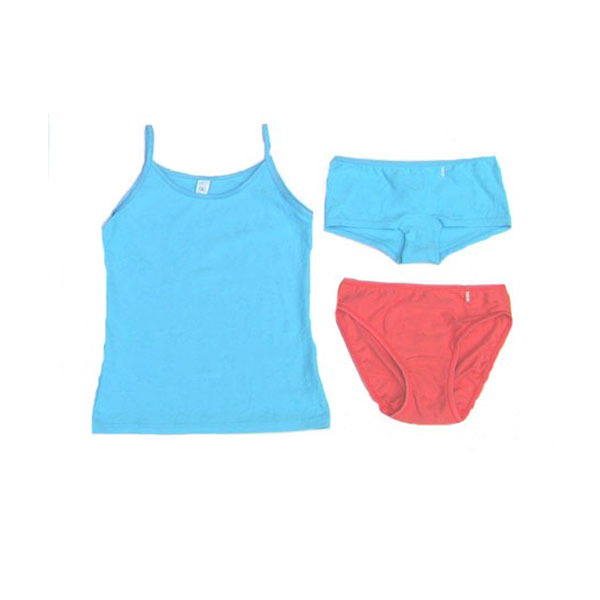 Avet pige undertøj