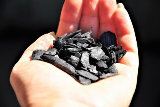 Biochar could clear the air in more ways than one