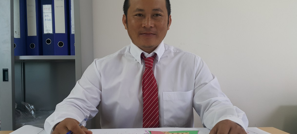 Introducing Mr. Anh Tan Huynh -INDESEEM Viet Nam