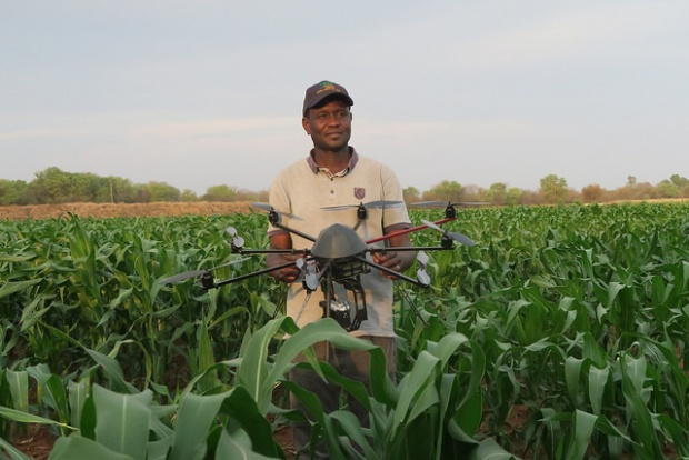 Is digital agriculture the key to revolutionize future farming in Africa?
