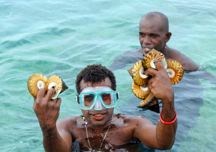 Empowering youth to protect fisheries in the Solomon Islands
