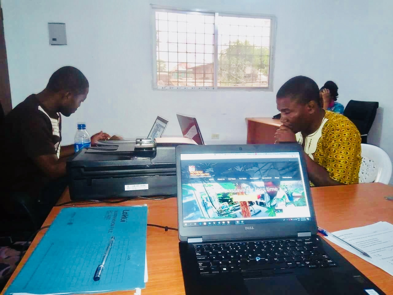 INDESEEM INCORPORATED Opens National Office in Monrovia, Liberia