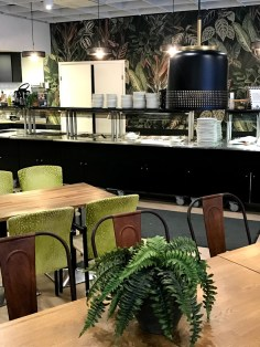 Ravintolasuunnittelua by IN Design Sélin