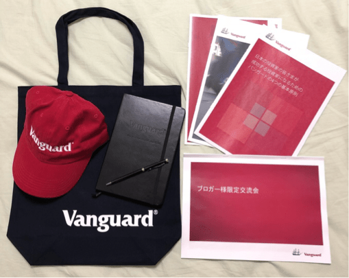 Vanguard交流会