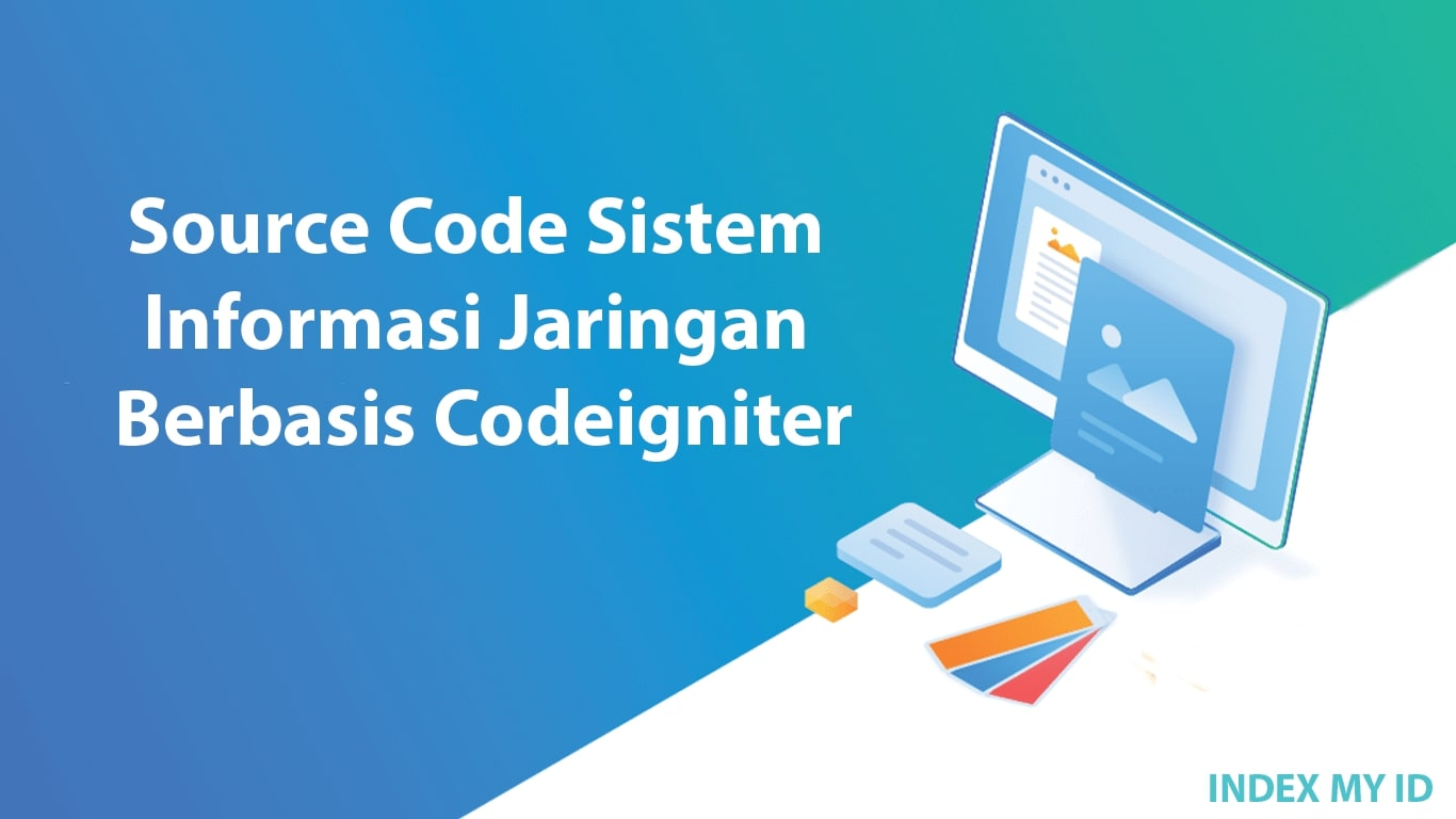 jaringan,codeigniter 3,source code
