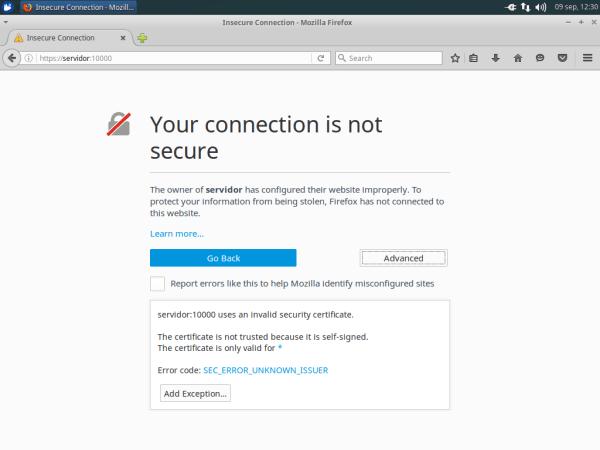 webmin-error-certificado