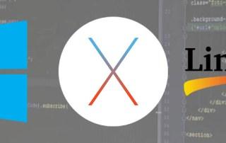 El mejor sistema operativo desarrollo y diseño web