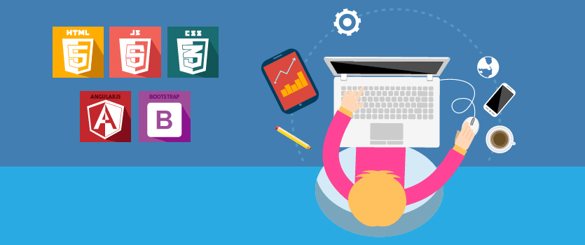 aprender programación web frontend