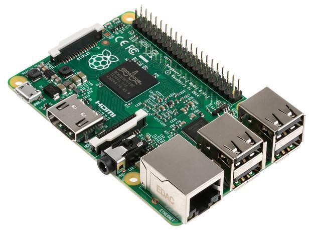 Regalos para frikis de la informática en Navidad raspberry pi
