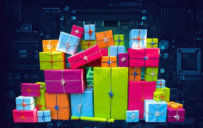 Regalos para frikis de la informática en Navidad