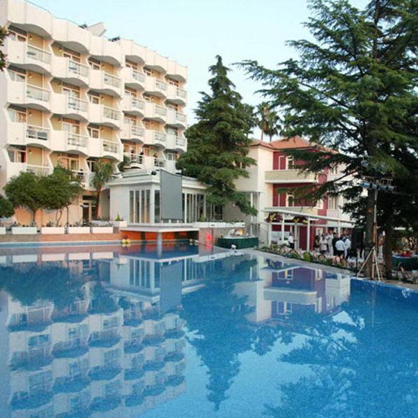 Hotel Hunguest Sun Resort 4* Herceg Novi  Index Tours