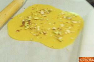 #easy #step by step # recipe for #Indian #dessert #recipe for #Mahim or Ice #halwa
