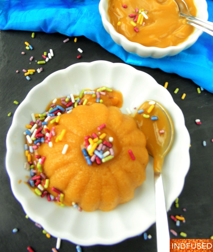 Quick and easy recipe for Indian fusion dessert with cream of wheat and Jello instant pudding mix.