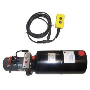 Single Acting DC Hydraulic Power Units