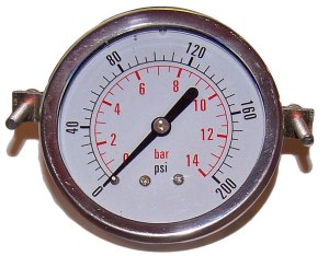200 PSI - Panel Clamp Gauge