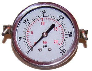 300 PSI - Panel Clamp Gauge