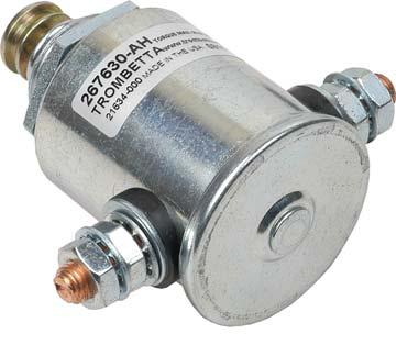 Canister Switch, Jamb-Type Mount