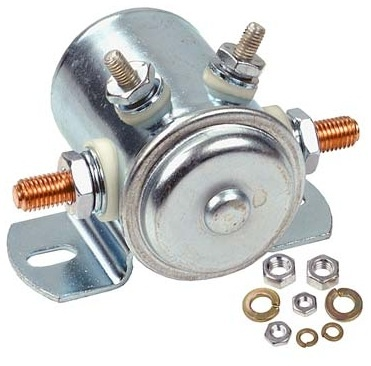 4-Post Insulated Solenoid