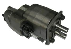 C101 Dump Pump - Manual Shift with Bracket