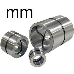 Metric Series Hardened Steel Sleeve Bushing Bearings
