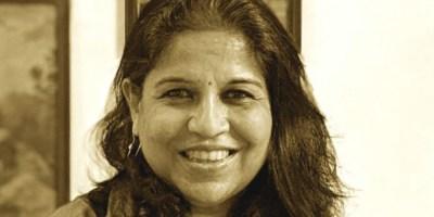 Artist Manisha Patil is a painter and art historian