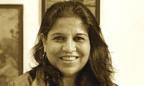 Manisha Patil paints her surroundings and experiences