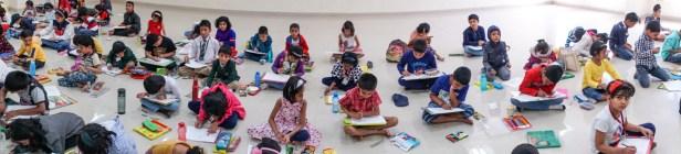 Science Day Children's Art contest