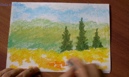 Video – Learn nature and landscape painting