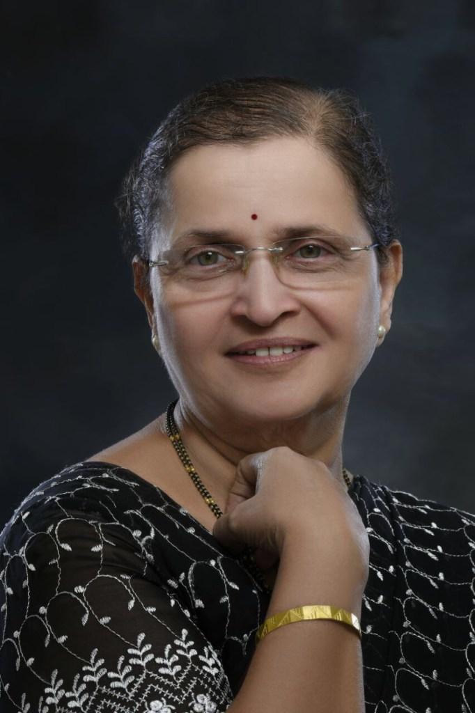 Artist and Art Educator Sandhya Ketkar
