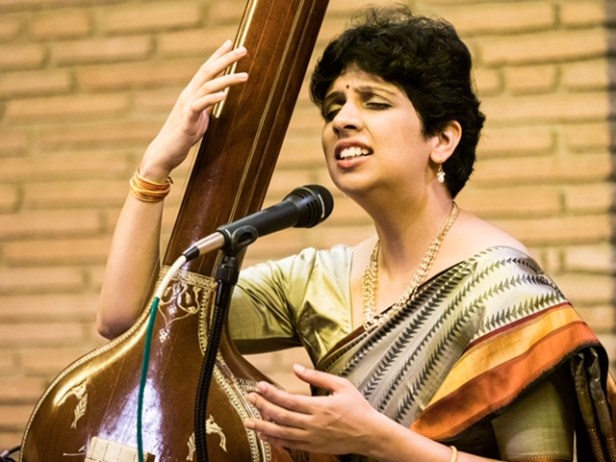 Janhavi Phansalkar, young and talented exponent of Dhrupad music
