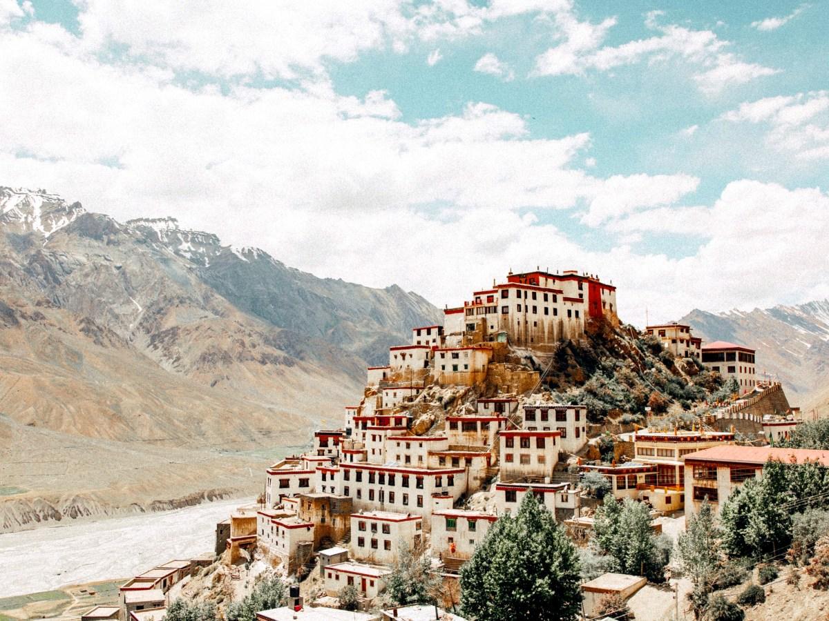 Monasteries in India