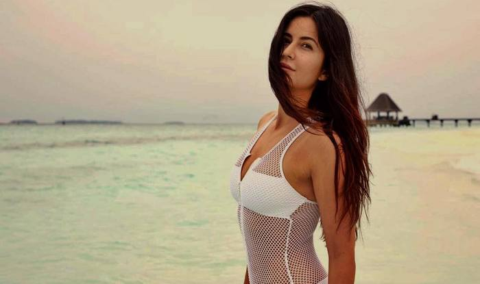 Katrina Kaif In Swimsuit! This Hot And Viral Picture Of