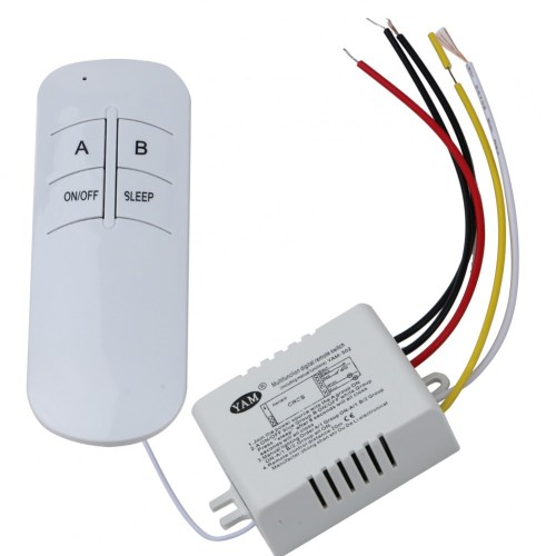 small resolution of  installation diagram light switch 3 style ac 220v wireless on off 1way 2ways 3ways lamp light digital on dimmer
