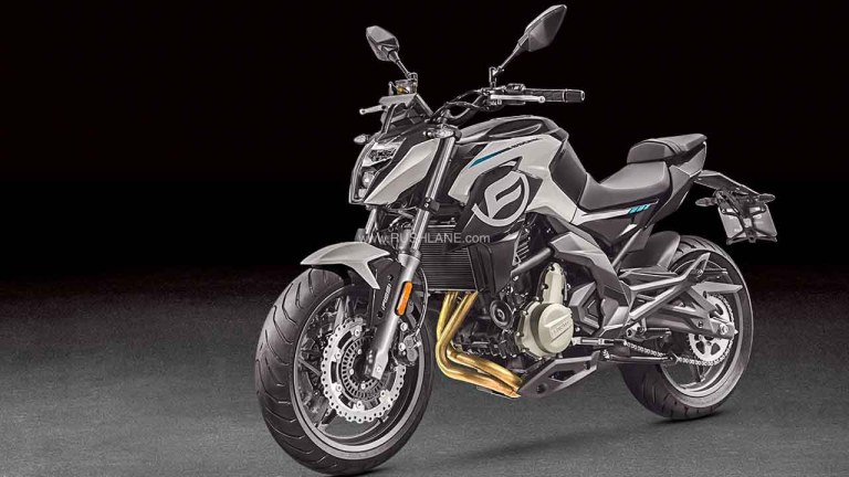 2021 CFMoto 650NK BS6 Teased Ahead Of India Launch
