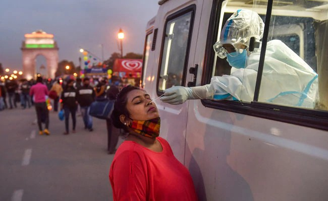 Delhi Reports Record 348 Deaths In 24 Hours; 24,331 New Covid Cases