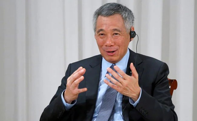 Singapore To Vaccinate Schoolchildren Against COVID-19: PM Lee Hsien Loong