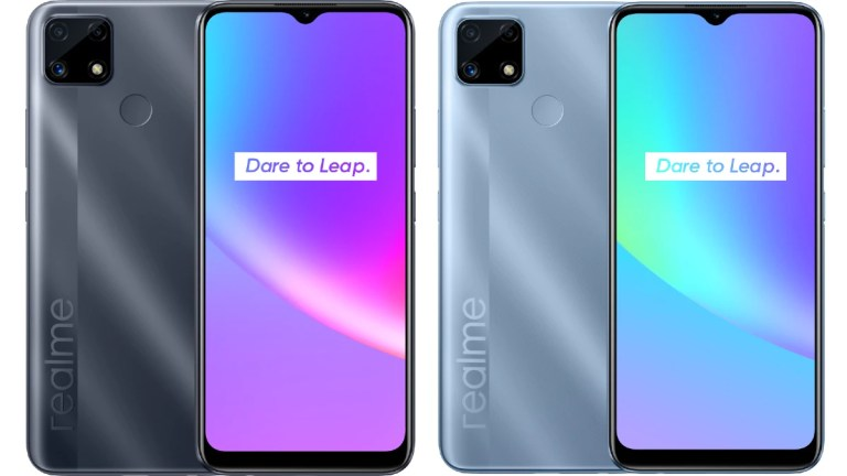Realme C25s India Launch Tipped for June, May Come in Two Storage Variants