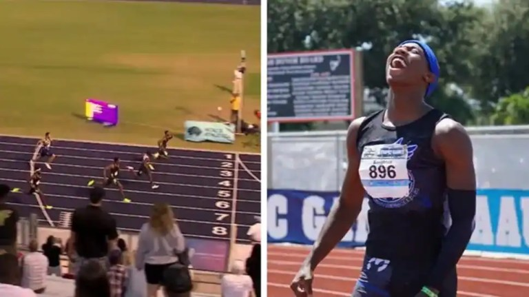 17-year-old teen breaks Usain Bolt's record in 200m – WATCH   Other Sports News