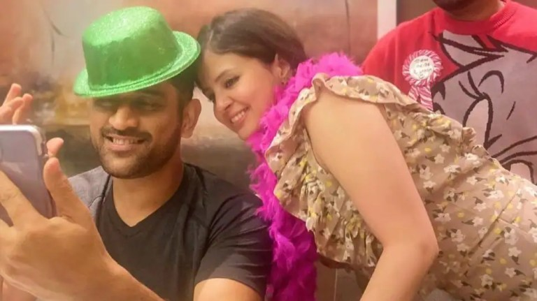 Throwback: When CSK skipper MS Dhoni teased wife Sakshi on social media | Cricket News
