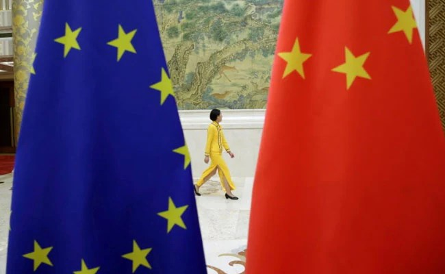 European Union To Rival China's 'Belt And Road' With Own Infrastructure Plan