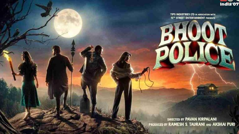 Bhoot Police Movie Review: A Horror and Comedy Movie by Saif Ali Khan