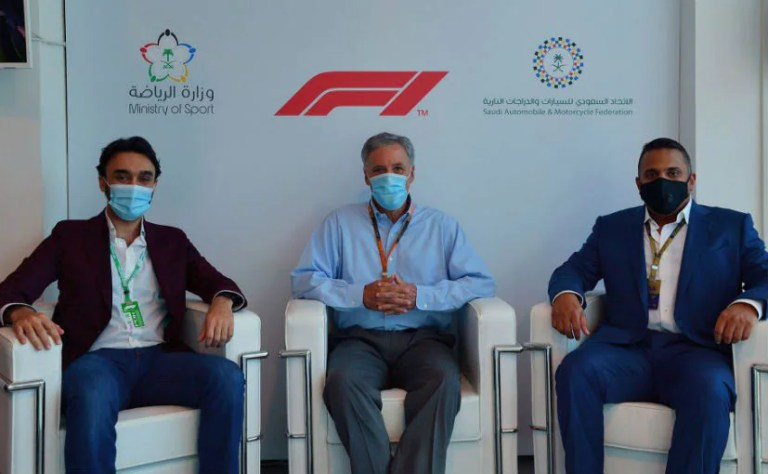 Saudi F1 Promoter Has Discussed Human Rights Issues With Drivers, But Not Hamilton