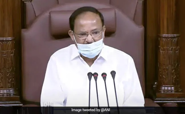 """""""Appeal To All To Ensure Meaningful Monsoon Session"""": Venkaiah Naidu"""